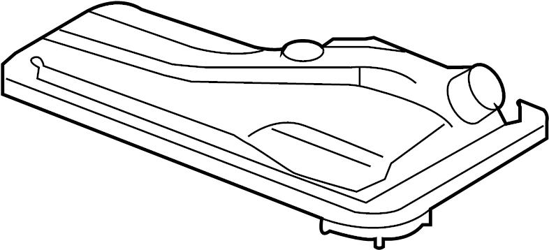 Ford Edge Transmission Filter. LITER, TRANSAXLE, Engine