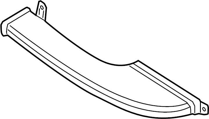 2015 Ford Engine Air Intake Hose. LITER, Duct, TRANSAXLE
