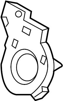 2013 Ford Police Interceptor Utility Steering Wheel