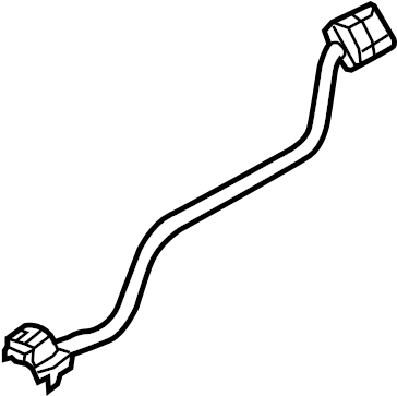 Ford F-150 Console Wiring Harness. W/FLOW THROUGH CONSOLE