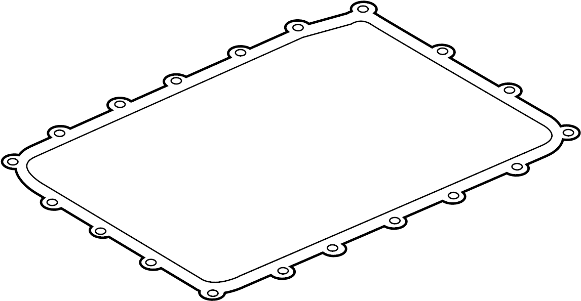 Ford Ranger Gasket. Pan. TRANSMISSION. Automatic. Oil