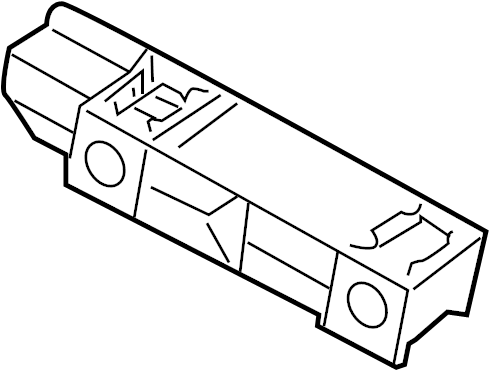 Ford F-150 Seat Track Position Sensor. MODULES, SENSORS