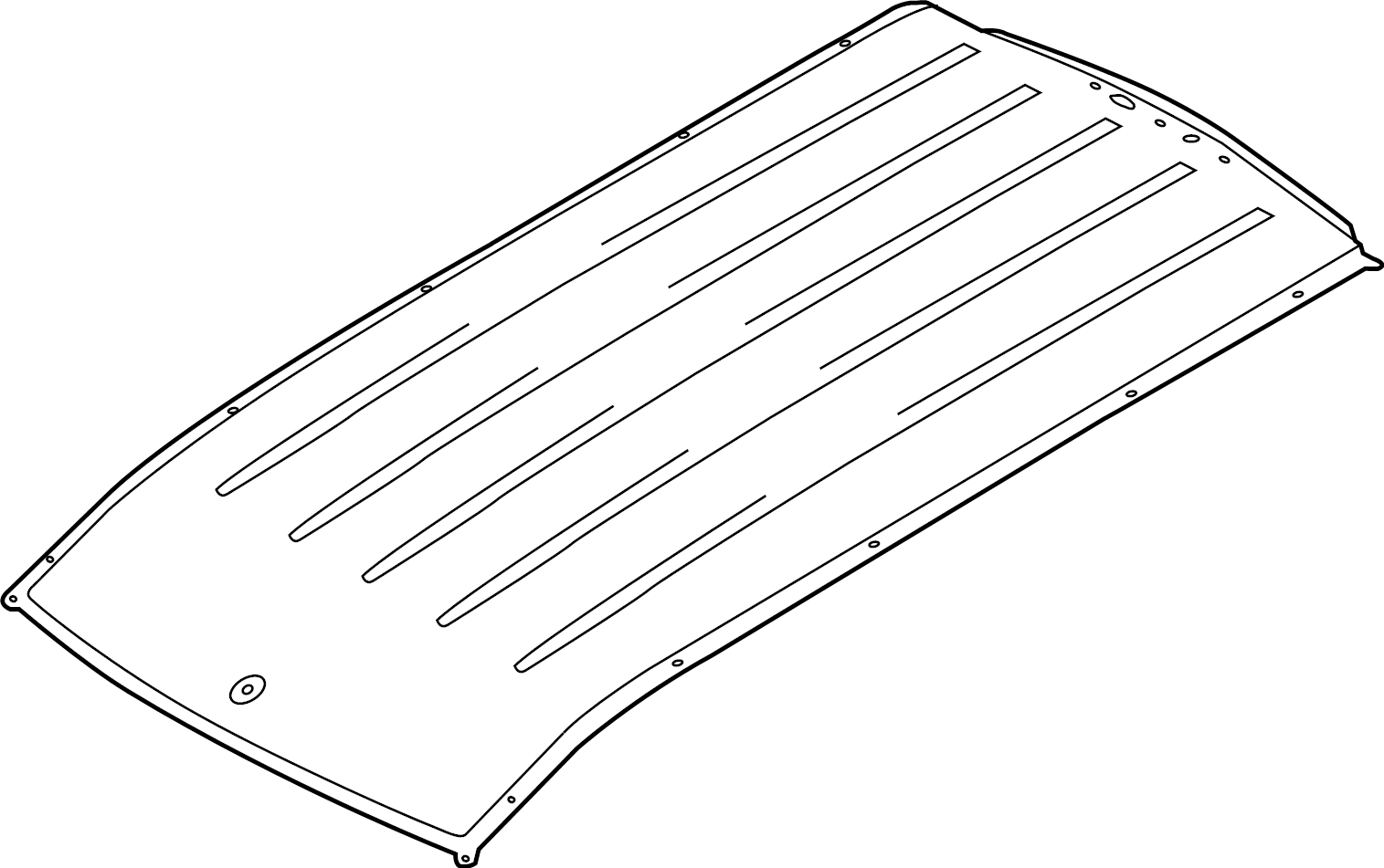 Ford Panel Assembly