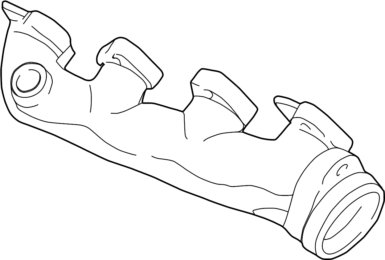 2006 F150 Exhaust Diagram. ford f 150 catalytic converter