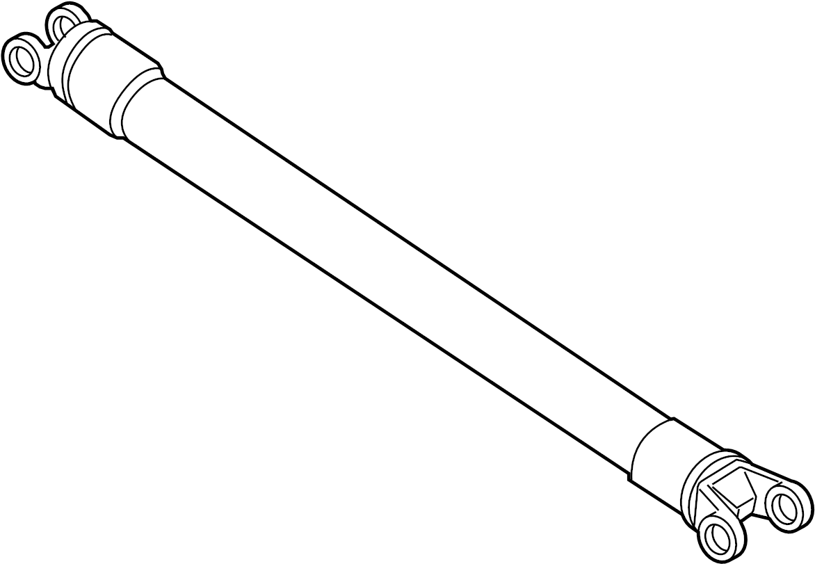2007 Ford Expedition Drive shaft ASSEMBLY. SHAFT ASSEMBLY