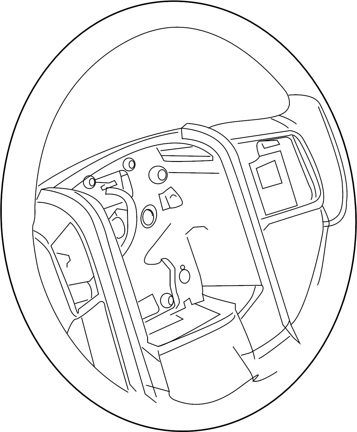 Ford F 250 Super Duty Steering Wheel