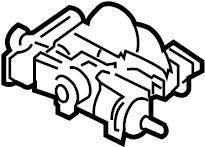 Ford F-250 Super Duty Pump. (DEF). Fluid. Diesel. Exhaust