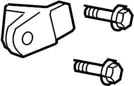 Ford Expedition Throttle Position Sensor. EMISSION, LITER