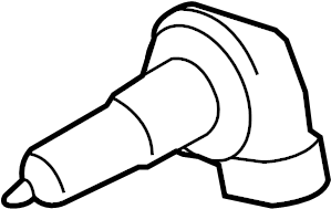 Ford Explorer Headlight Bulb (Lower). HEADLAMPS, LAMPS