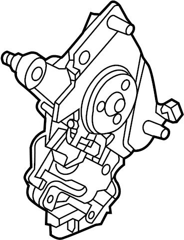 2016 Ford Explorer Shift. Automatic. Transmission. 2013-19
