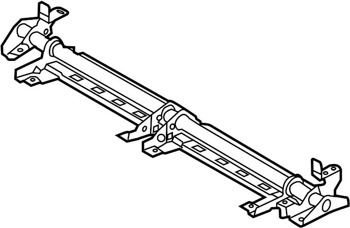 Ford Explorer Pivot. SPLIT BENCH, W/POWER FOLD