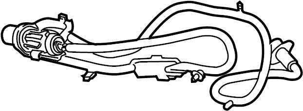 Ford Transit-250 Engine Heater Cord. 3.2 LITER