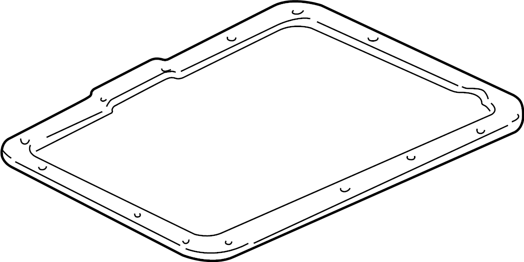 Ford Explorer Automatic Transmission Oil Pan Gasket