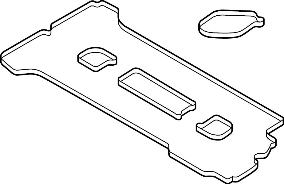 Ford Ranger Engine Valve Cover Gasket. 2.0 LITER. 2.3