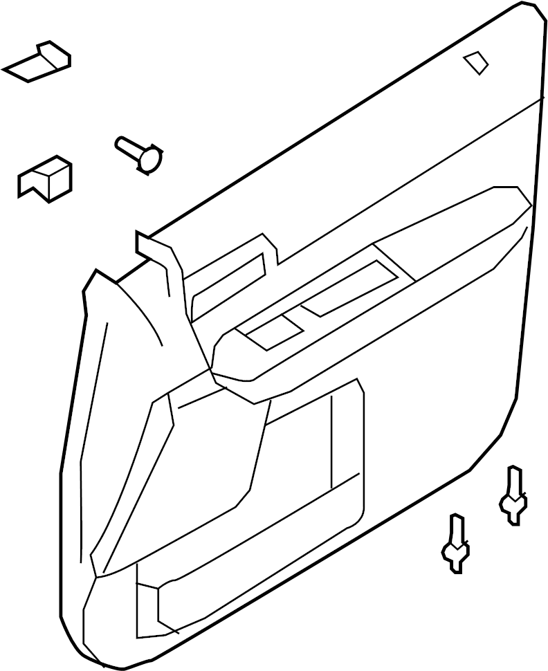 2000 Honda Cr V Tailgate Parts Diagram. Honda. Auto Wiring