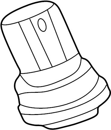 Ford Escape License Plate Light Socket. LAMPS, Lamp, Rear