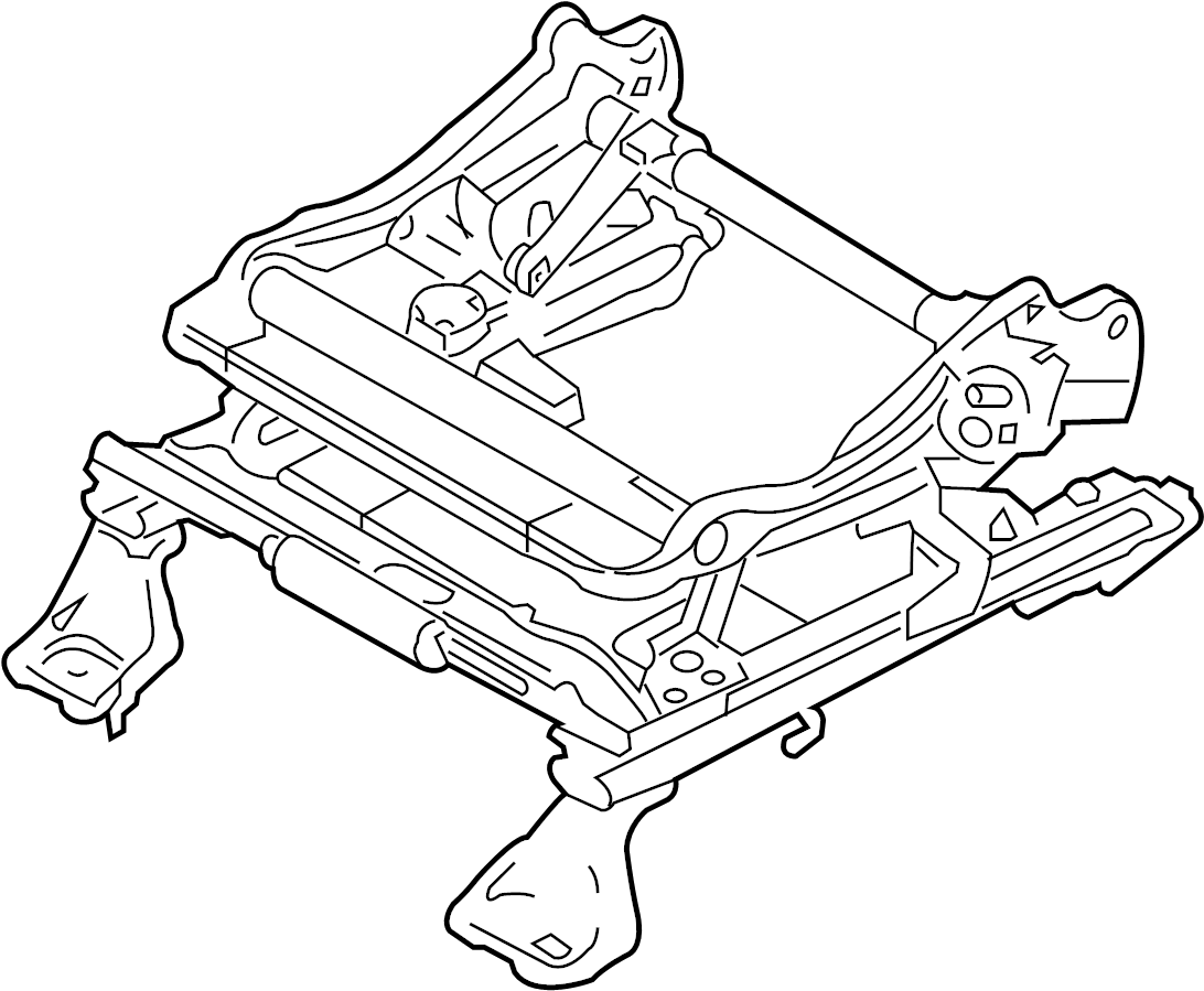 Ford Edge Body Part Diagrams. Ford. AutosMoviles.Com
