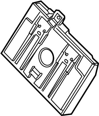 Ford Fiesta Module. GEM MODULE; Fiesta. Multi-function