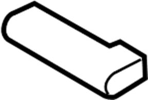 Ford Fiesta Brake Fluid Level Sensor. Brake Fluid Level