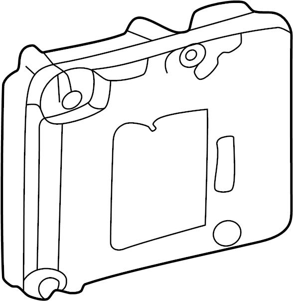 Ford Explorer Abs control module. Light, repair, trac