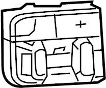 2018 Ford Transit-250 Trailer Brake Control. Trailer brake