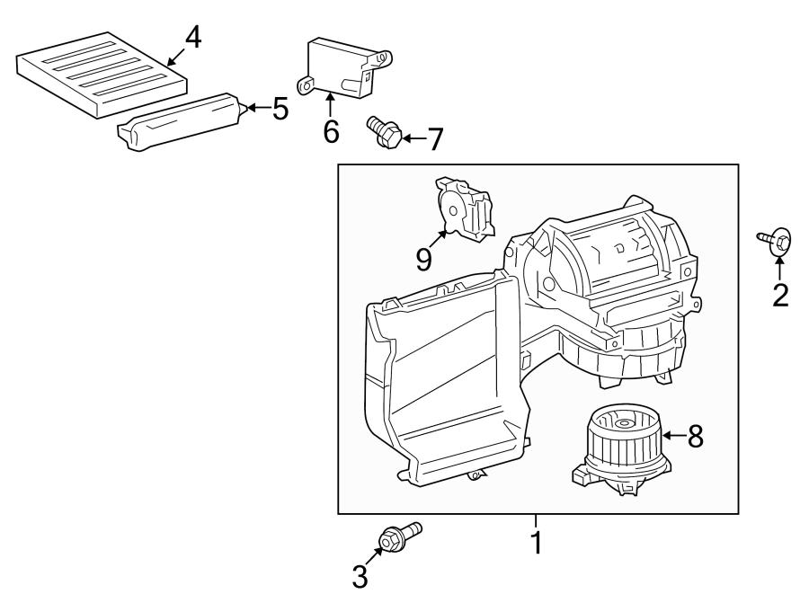 TOYOTA TUNDRA Servo sub-assy, damper, no.1. Wdouble