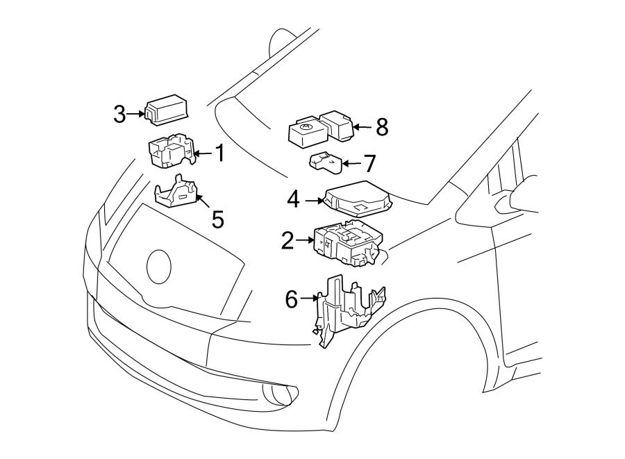 [DIAGRAM] 88 Toyota Pickup Diagram Engine Compartment FULL