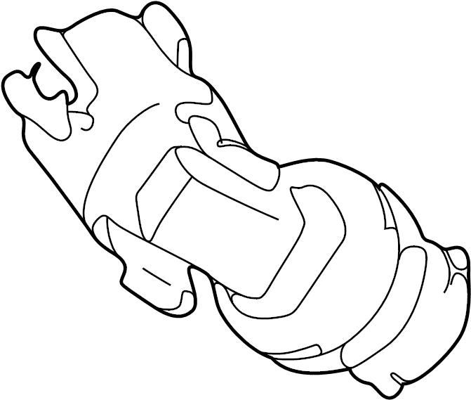 TOYOTA COROLLA Socket & wire sub-assy, rear side marker