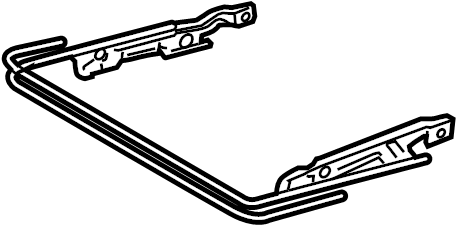 TOYOTA HIGHLANDER Cable sub-assy, sliding roof drive