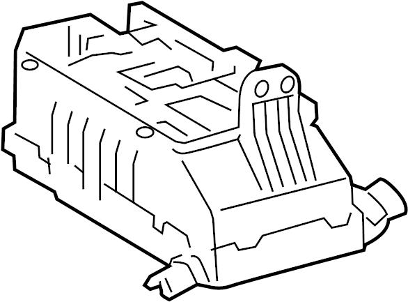 2005 Toyota 4 Runner Fuse Box Diagram