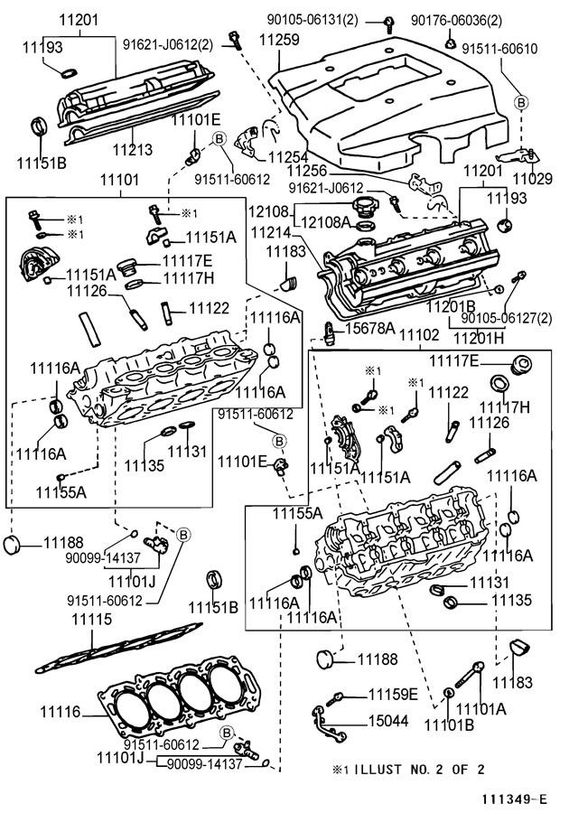 TOYOTA TACOMA Gasket(for spark plug tube); gasket, spark
