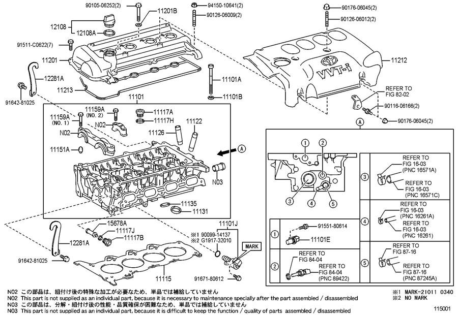 [DIAGRAM] 2002 Toyota Prius Piston Diagram FULL Version HD