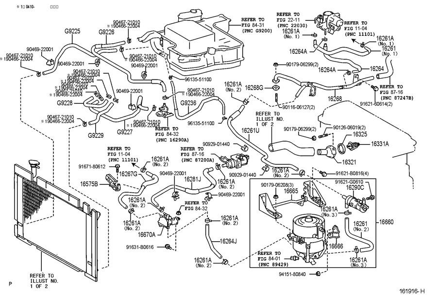 [DIAGRAM] Toyota Tundra Radiator Cooling System Diagrams