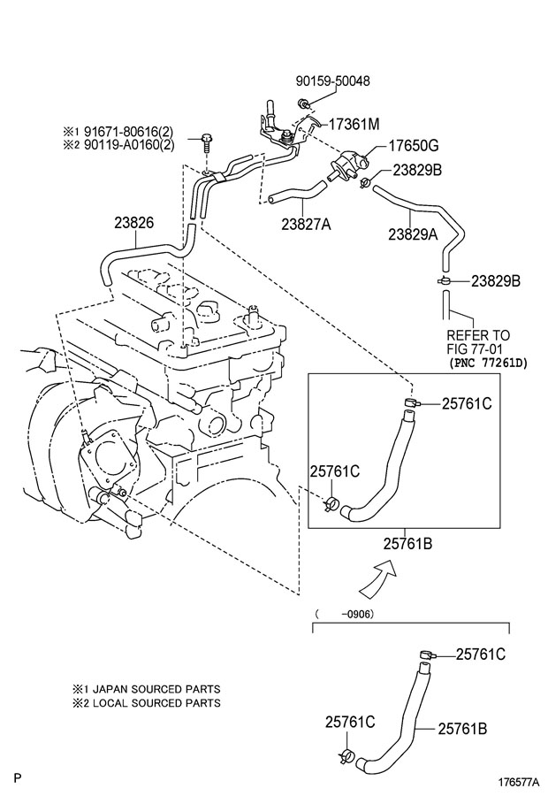 [DIAGRAM] 2001 Toyota Corolla Engine Bay Diagram FULL