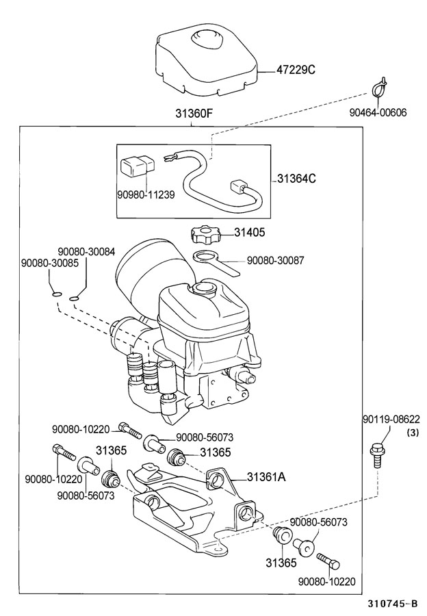 2003 TOYOTA MR2 SPYDER Wire, sequential transmission