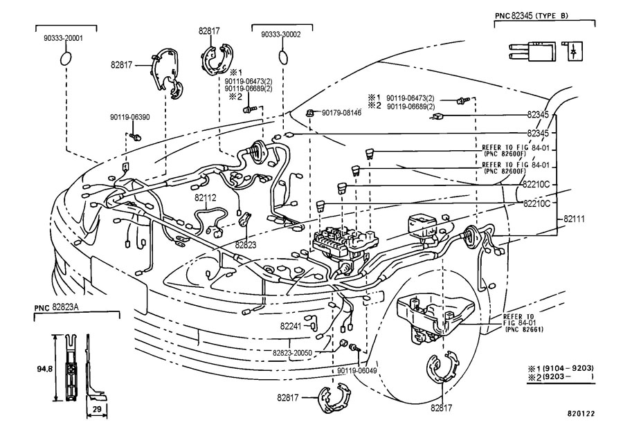 [DIAGRAM] 2005 Scion Xa Interior Diagram Wiring Schematic
