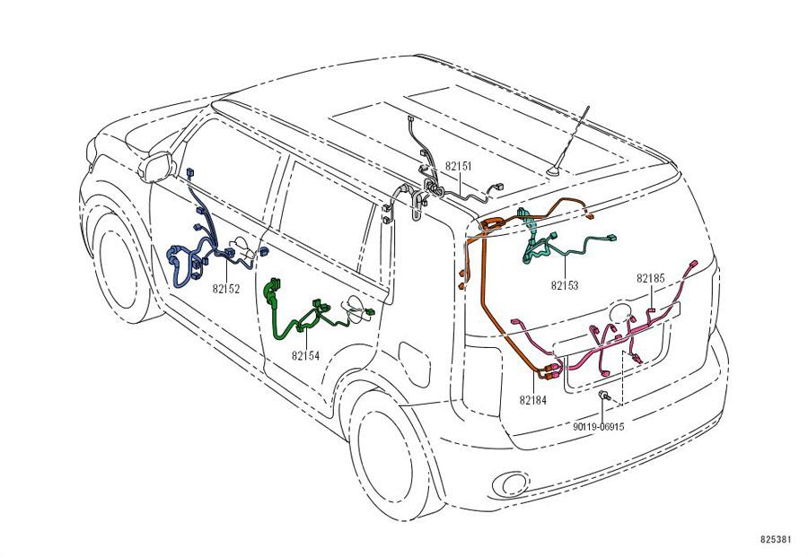 Scion Xb Horn Wiring Diagram FULL HD Version Wiring