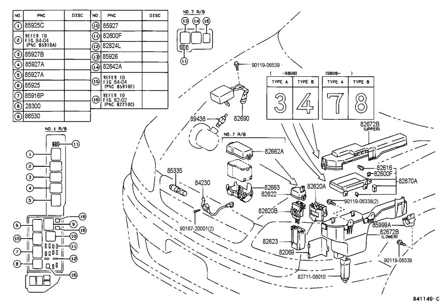 08 Toyota Matrix Fuse Box Diagram. Toyota. Auto Fuse Box