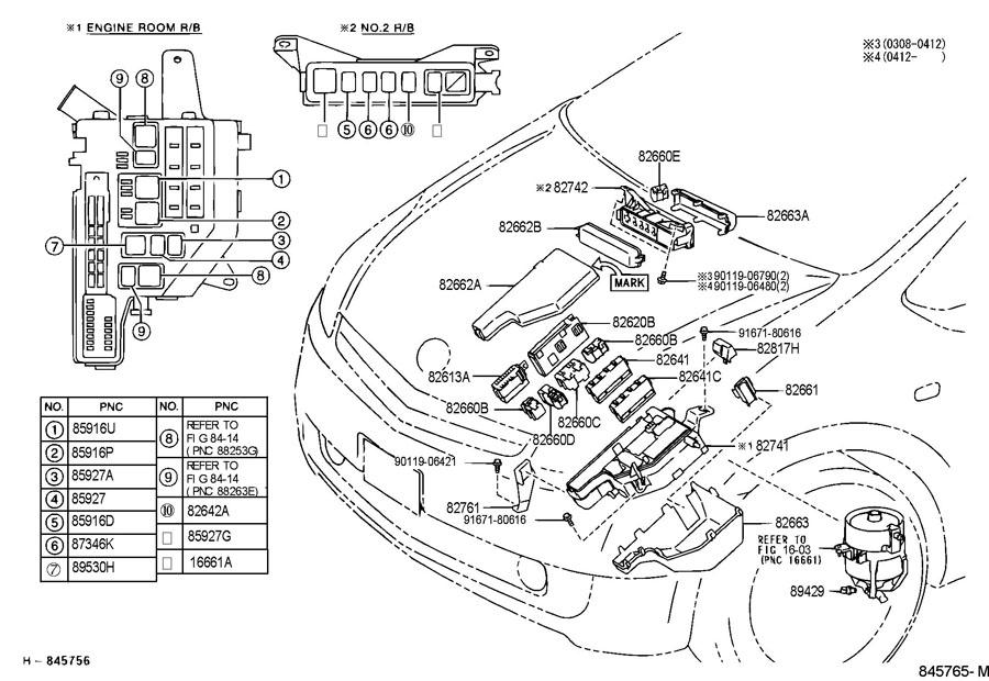 2004 sienna wiring diagram