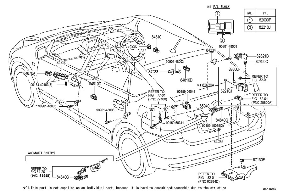 TOYOTA PRIUS Fusible link. 120a, terminal:male; 120a