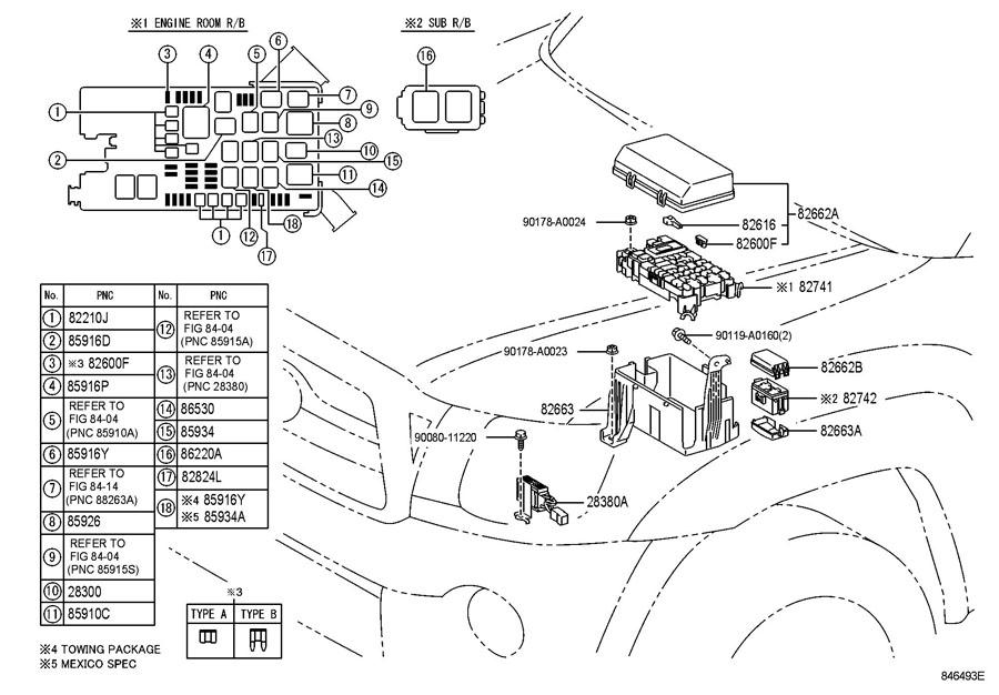 TOYOTA TACOMA Resister, fuel pump. Resistor assy, fuel
