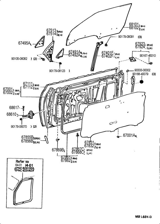 1988 TOYOTA CELICA COUPE, GTS 2000CC 16-VALVE DOHC EFI