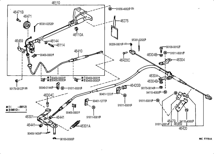 1991 Toyota Tacoma Wiring Diagram 1991 Chevy S-10 Wiring