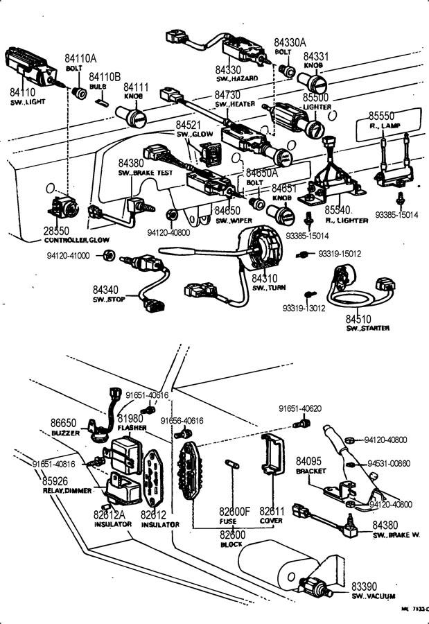 1969 TOYOTA LAND CRUISER VAN 3000CC DIESEL, MANUAL, 4