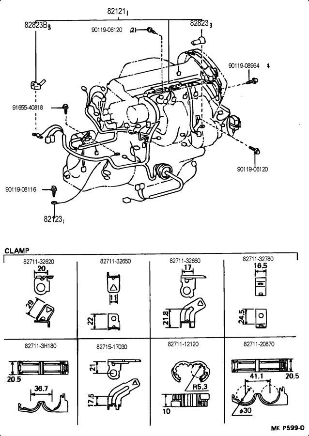 [EXEQ_5669] 1993 Toyota Mr2 Wiring Diagram Wiring Diagram