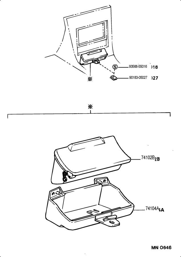 1991 TOYOTA MR2 COUPE 2000CC 16-VALVE DOHC EFI TURBO