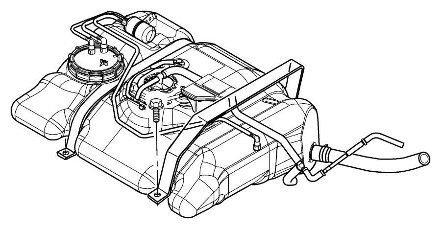 2009 Land Rover Range Rover Engine Oil Pump Pickup Tube