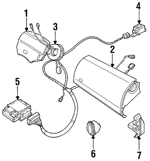 1998 Land Rover Discovery Control Unit. Diagnostic Module