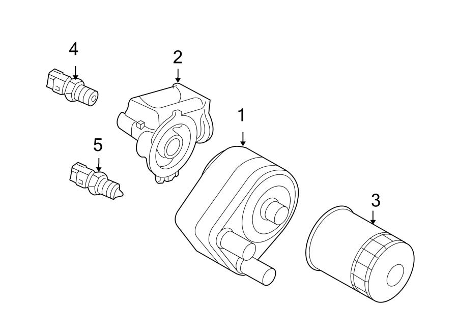 2009 Land Rover Range Rover Sport Engine Oil Temperature
