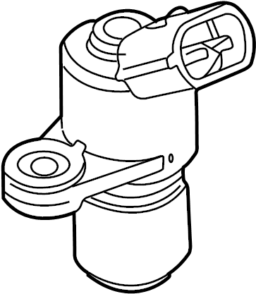 2000 Land Rover Discovery Engine Crankshaft Position